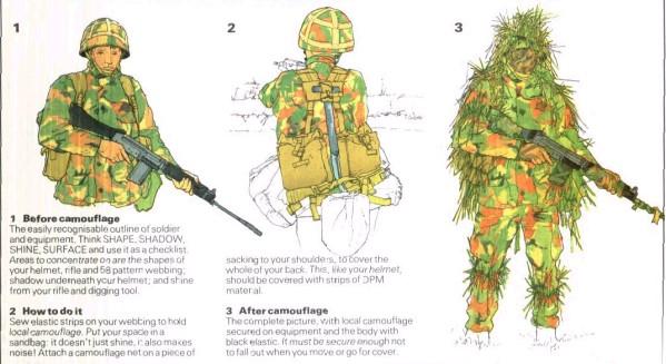Подготовка снайпера